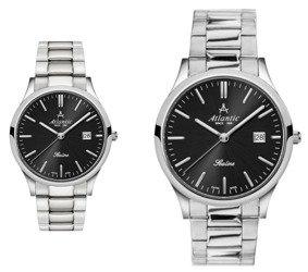 Zegarki dla pary Atlantic Sealine 22346.41.61 i 62346.41.61