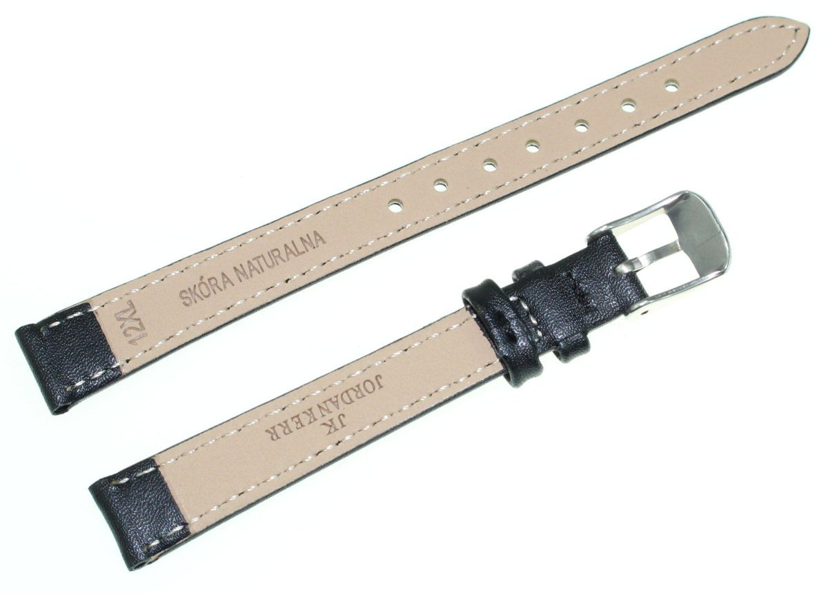 Skórzany pasek do zegarka 12 mm Jordan Kerr JK12.004.01 XL
