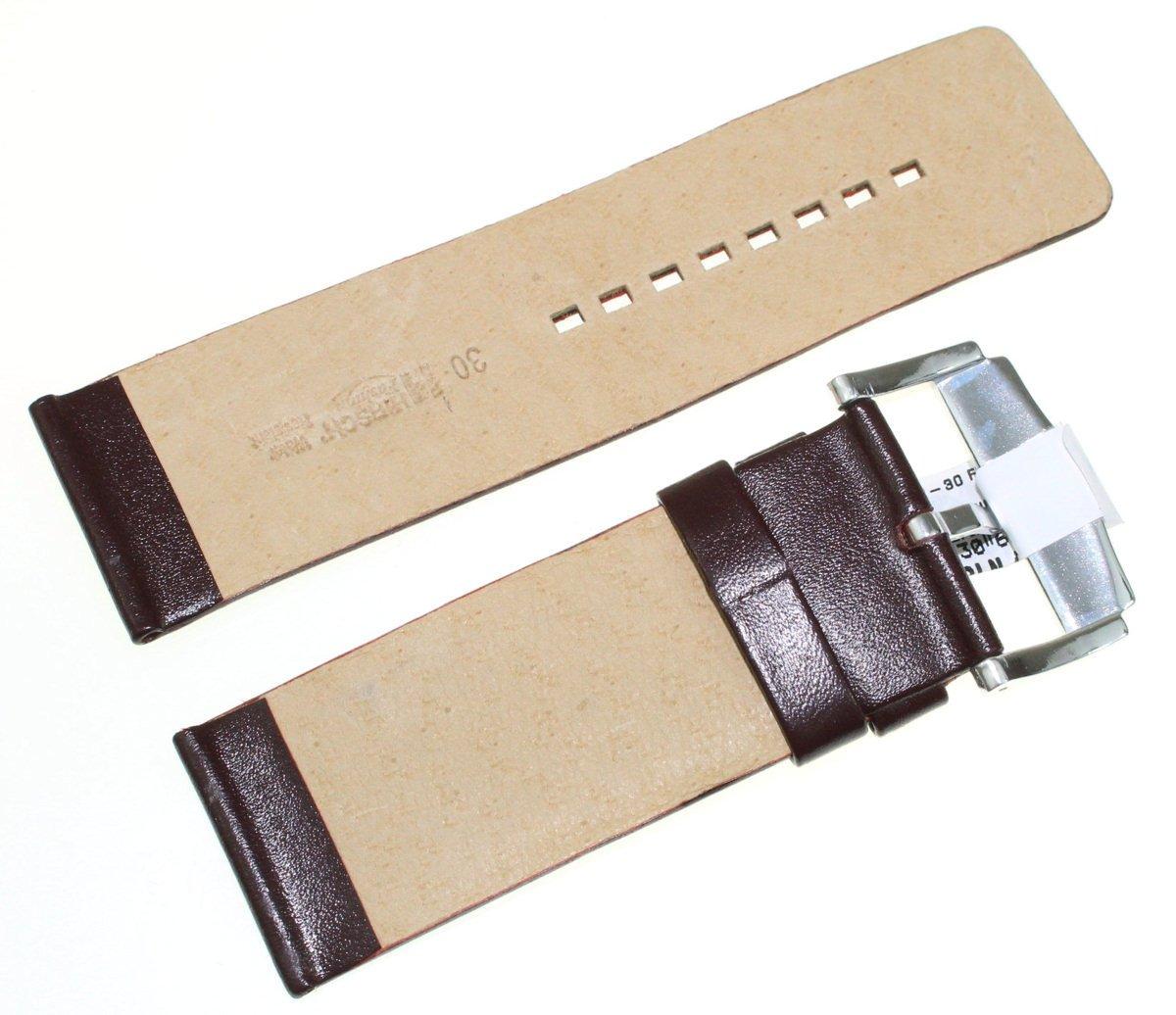 438c76f83a4c89 ... Skórzany wodoodporny pasek do zegarka 30 mm HIRSCH Fashion 03102015-2-30  Kliknij, aby powiększyć ...