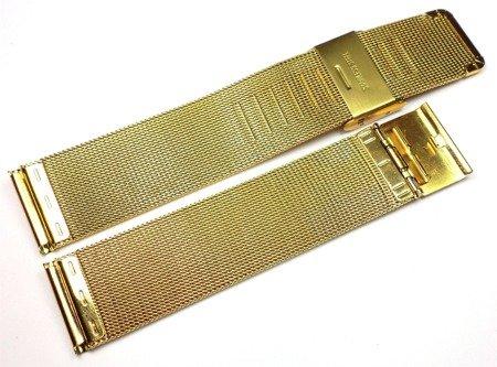 Bransoleta do zegarka 20 mm Tekla TB20.002.09 Stal