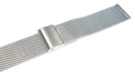 Bransoleta do zegarka 22 mm Tekla TB22.003.08 Stal