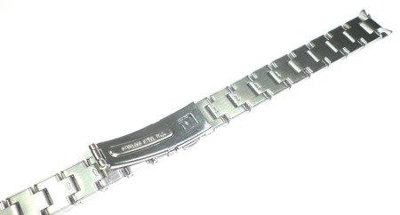 Bransoleta do zegarka Timex T29271 P29271 12 mm Stal