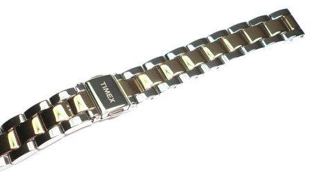 Bransoleta do zegarka Timex T2N130 P2N130 14 mm Stal