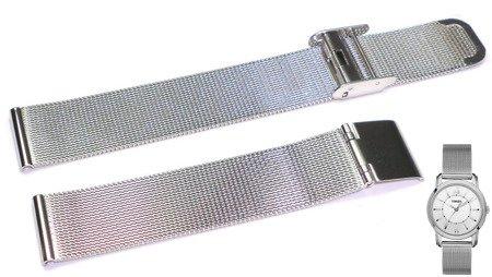 Bransoleta do zegarka Timex T2N679 P2N679 16 mm Stal