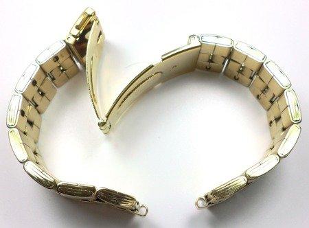 Bransoleta do zegarka Timex T2P058 P2P058 18 mm Stal
