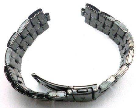 Bransoleta do zegarka Timex T2P183 P2P183 20 mm Stal