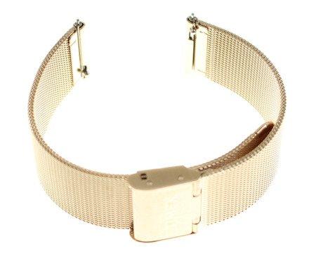 Bransoleta do zegarka Timex TW2R26400 PW2R26400 18 mm Stal
