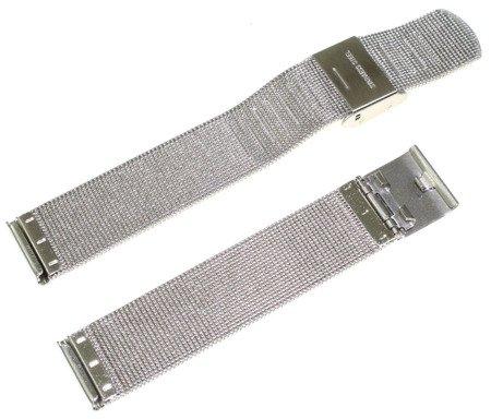 Bransoleta mesh do zegarka Lorus 16 mm RH885BX8
