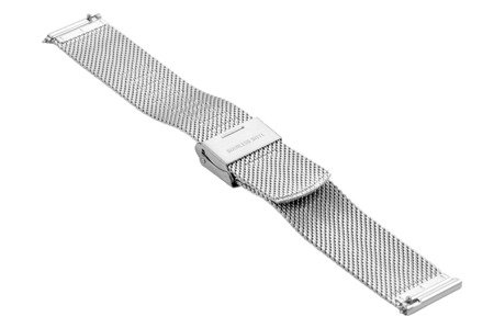 Bransoleta stalowa do zegarka 16 mm Bisset BM-103/16 TT Gold