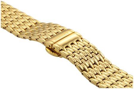 Bransoleta stalowa do zegarka 18 mm BR-126/18 Gold