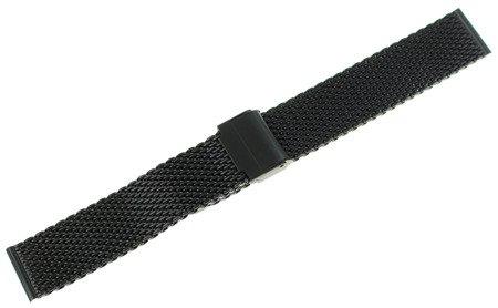Bransoleta stalowa do zegarka 20 mm Tekla BG3.20 Mesh
