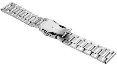 Bransoleta stalowa do zegarka 22 mm BR-121/22 TT Black