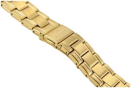 Bransoleta stalowa do zegarka 22 mm BR-125/22 Gold