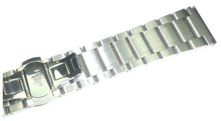 Bransoleta stalowa do zegarka 24 mm Tekla TB24.002.08