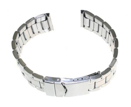 Bransoleta stalowa do zegarka Diloy 1119-18-0 18 mm