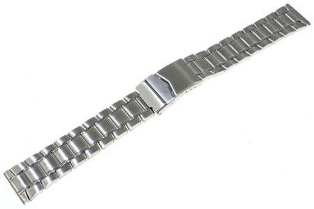 Bransoleta stalowa do zegarka Diloy 1119-22-0 22 mm