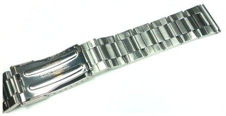 Bransoleta stalowa do zegarka Diloy 944-20-0 20 mm