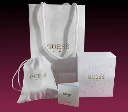 Bransoletka Guess Equillibre UBB79078-S