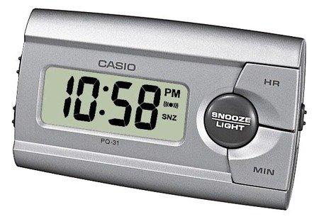 Budzik Casio BPQ-31-8EF Podświetlenie