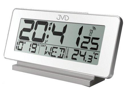 Budzik JVD RB3523.1 Termometr DCF77