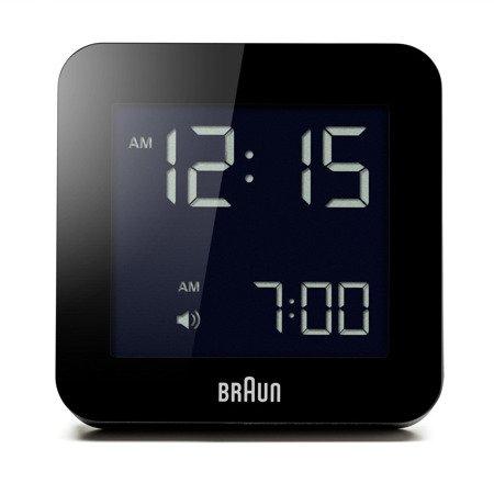 Budzik elektroniczny Braun BNC009BK