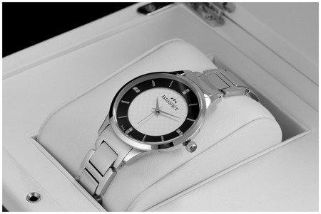 Damski zegarek Bisset Basilea BSBE45 SISB 03BX