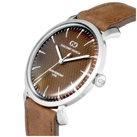 Elegancki zegarek Giacomo Design GD09005