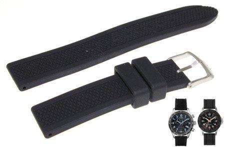 Pasek do zegarka Timex T2P184 P2P184 20 mm Guma
