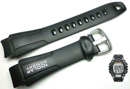 Pasek do zegarka Timex T5E231 P5E231 18 mm Tworzywo
