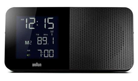 Radiobudzik Braun BNC010BK-SRC AM FM Dcf77