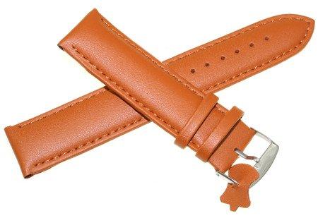 Skórzany pasek do zegarka 22 mm XL Diloy 302EL.22.3