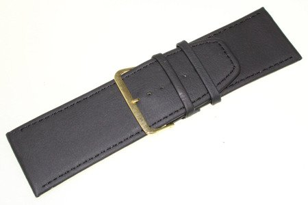 Skórzany pasek do zegarka 38 mm Perfect P38.003.01G XXL
