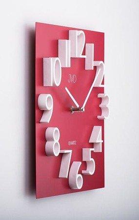 Zegar ścienny JVD HB18 Magnetyczne cyfry