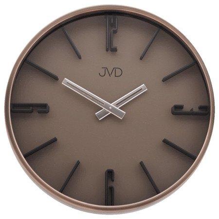 Zegar ścienny JVD HC17.1 30 cm Architect Metalowy