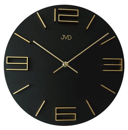 Zegar ścienny JVD HC32.3 Drewniany 30 cm