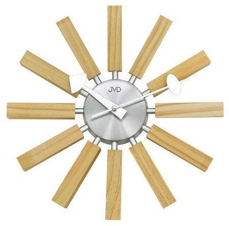 Zegar ścienny JVD HT103.1 średnica 32,5 cm