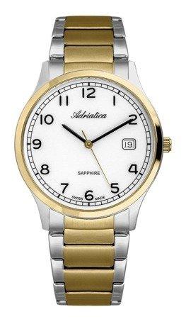 Zegarek Adriatica A1267.2123Q Szafirowe szkło