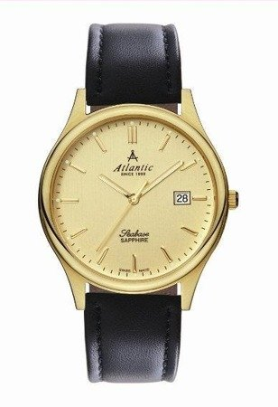 Zegarek Atlantic Seabase 60342.45.31 Szafirowe szkło