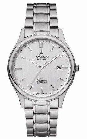 Zegarek Atlantic Seabase 60347.41.21 Szafirowe szkło