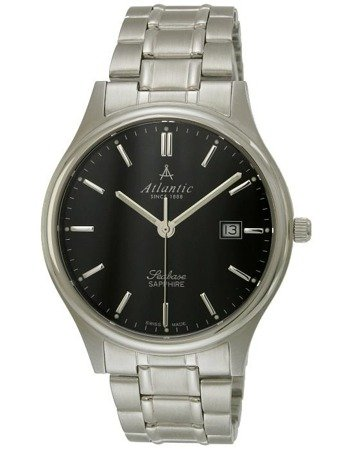 Zegarek Atlantic Seabase 60347.41.61 Szafirowe szkło