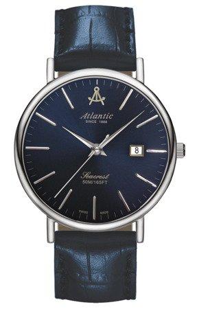 Zegarek Atlantic Seacrest 50354.41.51 Szafirowe szkło