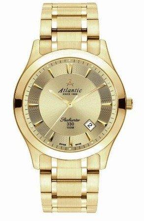 Zegarek Atlantic Seahunter 71365.45.31 Szafirowe szkło