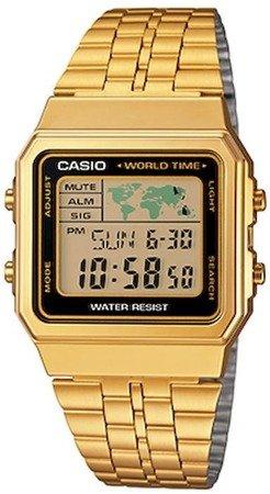 Zegarek Casio A500WEGA-1EF Retro
