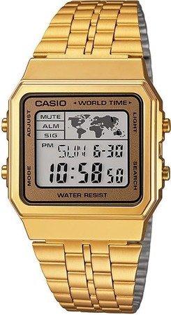 Zegarek Casio A500WEGA-9EF Retro