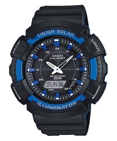Zegarek Casio AD-S800WH-2A2VEF Solar