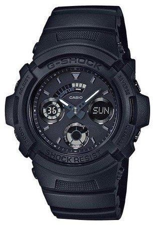 Zegarek Casio AW-591BB-1AER Black G-Shock
