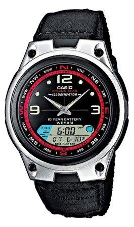 Zegarek Casio AW-82B-1AVEF Fishing Gear