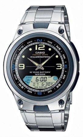 Zegarek Casio AW-82D-1AVEF Fishing Gear