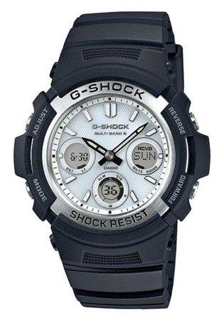 Zegarek Casio AWG-M100S-7AER G-Shock Solar Wave Ceptor