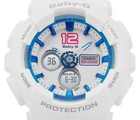 Zegarek Casio BA-120-7BER Baby-G